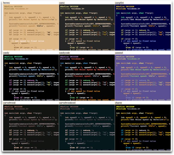 Vim Colors 28 Images On The Terminal Part 8 Get
