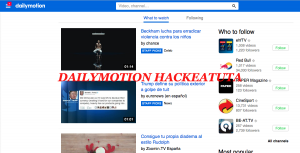 dailymotionhackeatuta